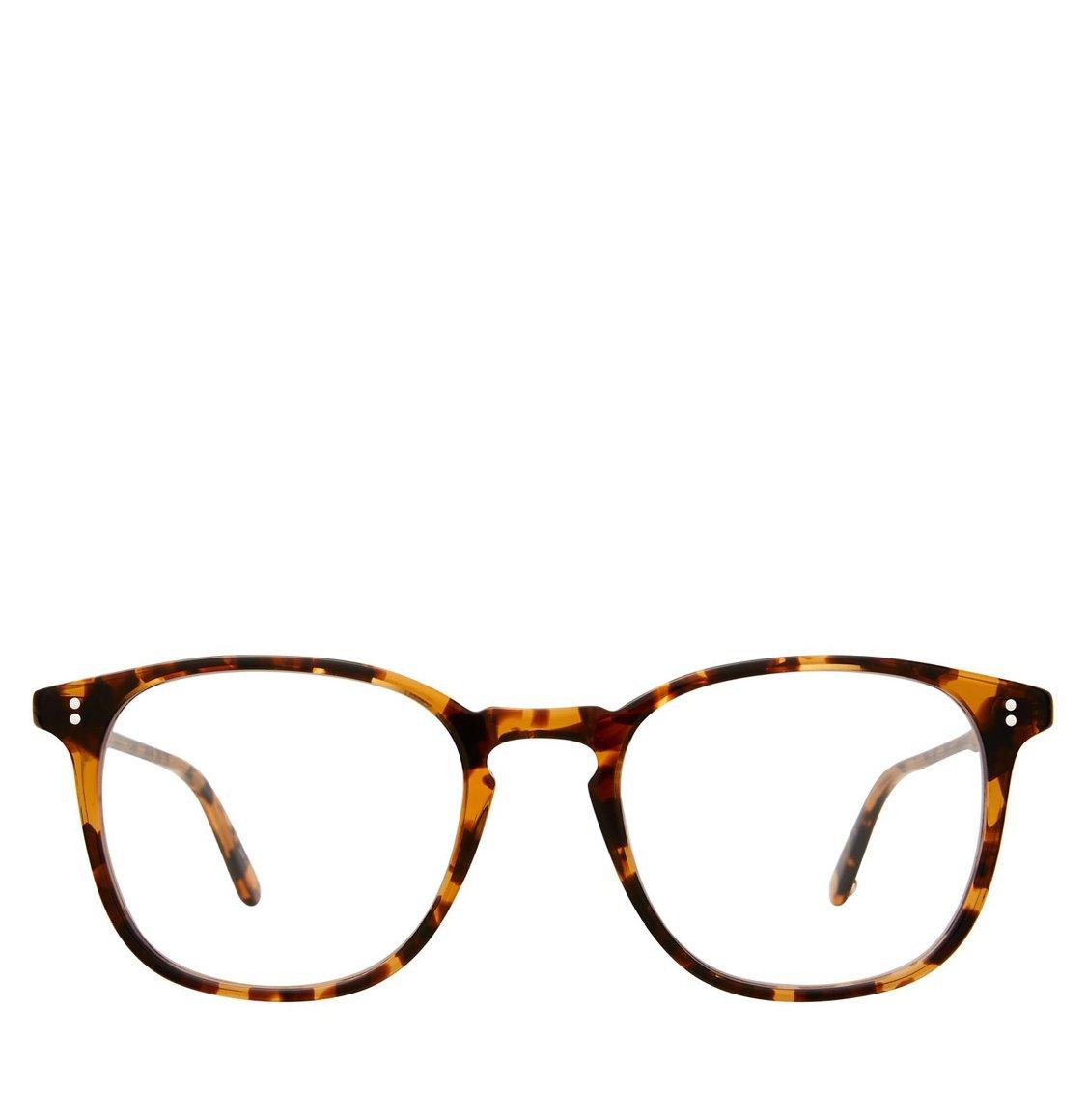 Garrett Leight Squre Tortoise Acetate Γυαλιά Οράσεως