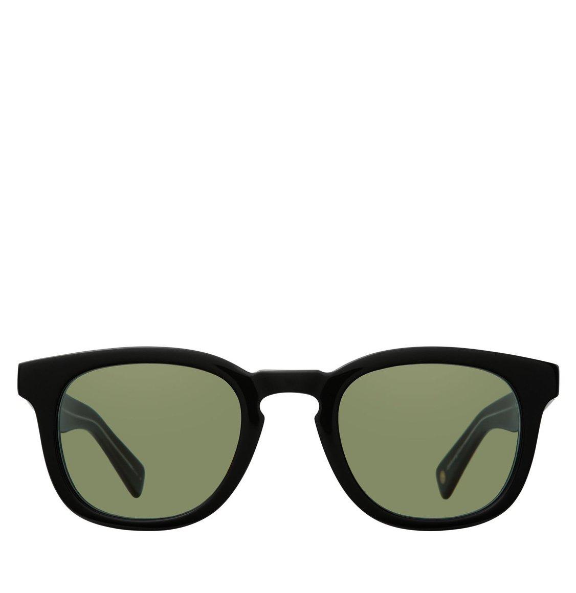 Garrett Leight Square Limited Edition Kinney X Black Γυαλιά Ηλίου