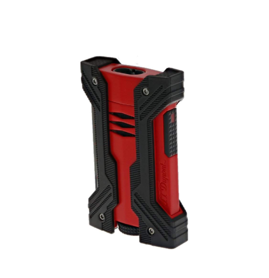 S.T. Dupont Αναπτήρας Defi XXtreme Black And Mat Red