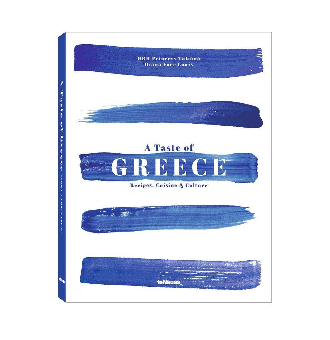 TeNeues A Taste Of Greece