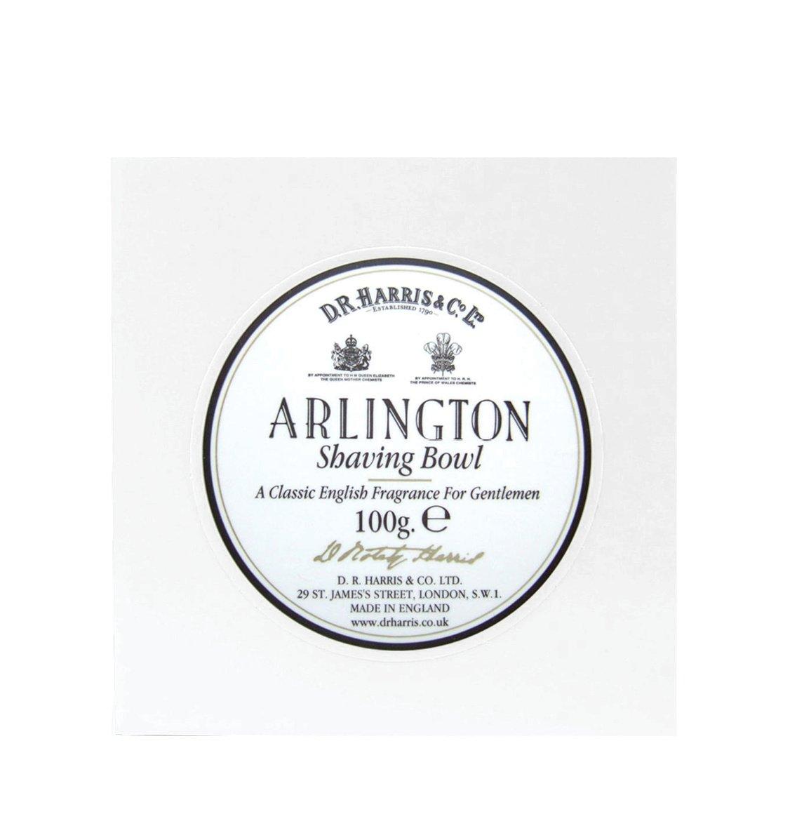 D R Harris Arlington Shaving Soap Refill 100g