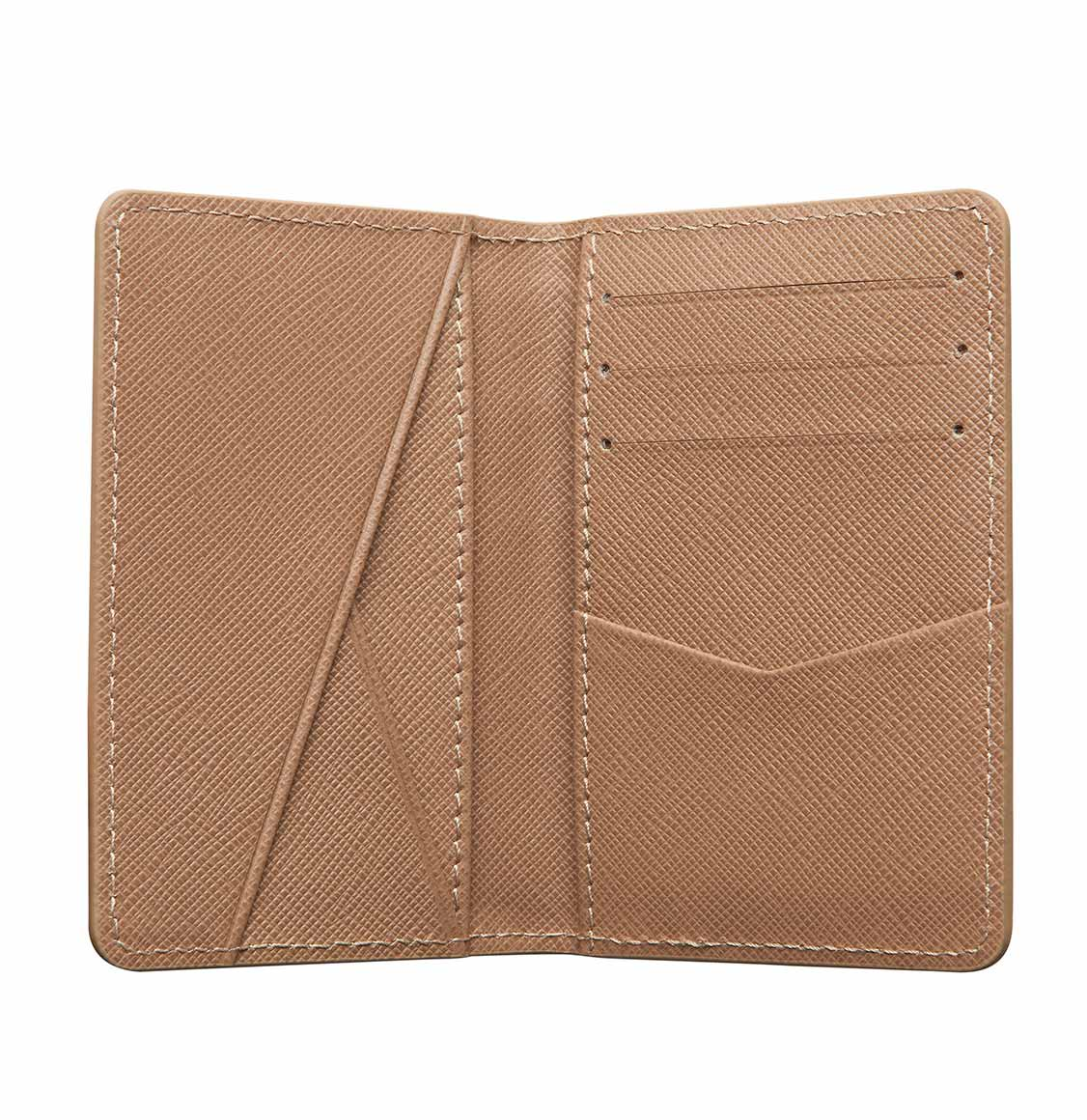 The Project Garments Cardholder in Beige Alligator Leather