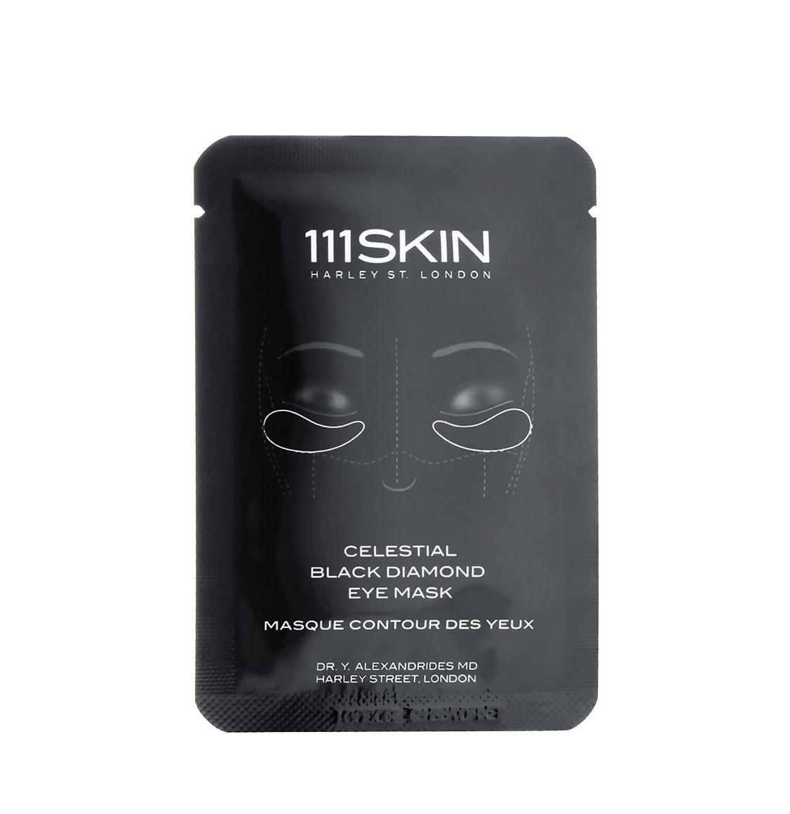111Skin Celestial Black Diamond Eye Mask 6ml