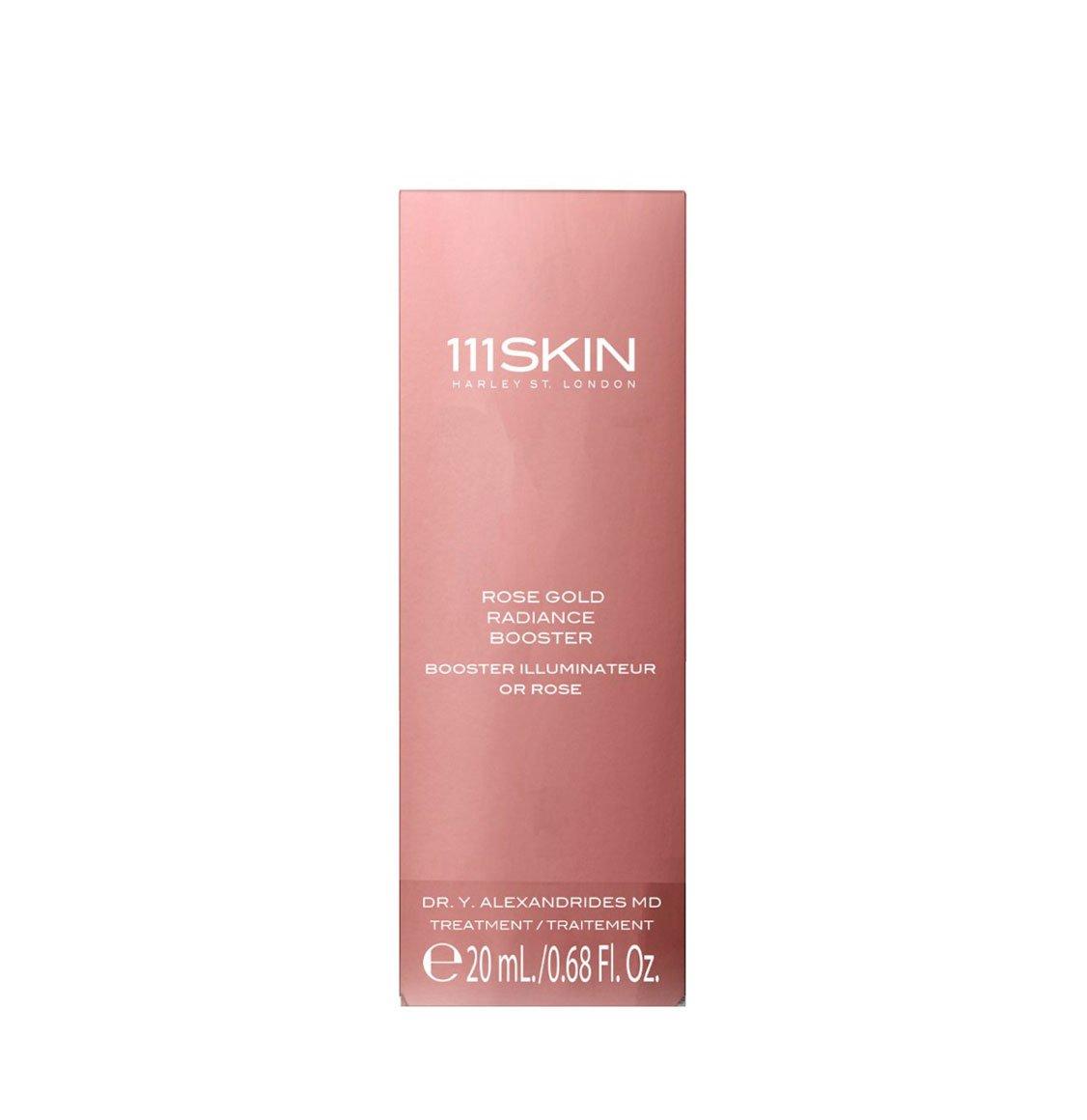 111Skin Rose Gold Radiance Booster 20ml