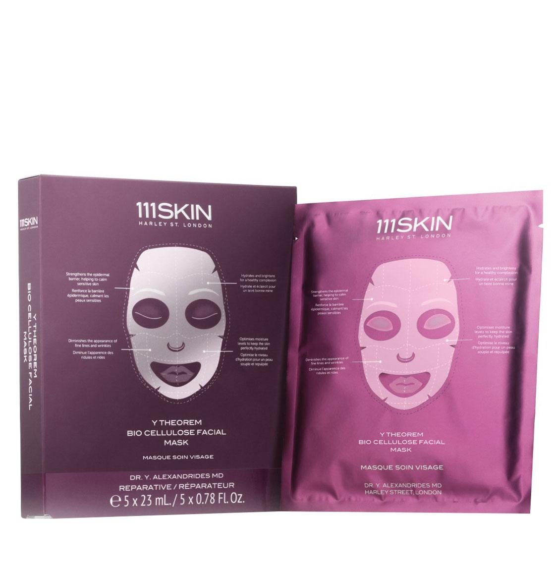 111Skin Y Theorem Bio Cellulose Facial Mask 23ml