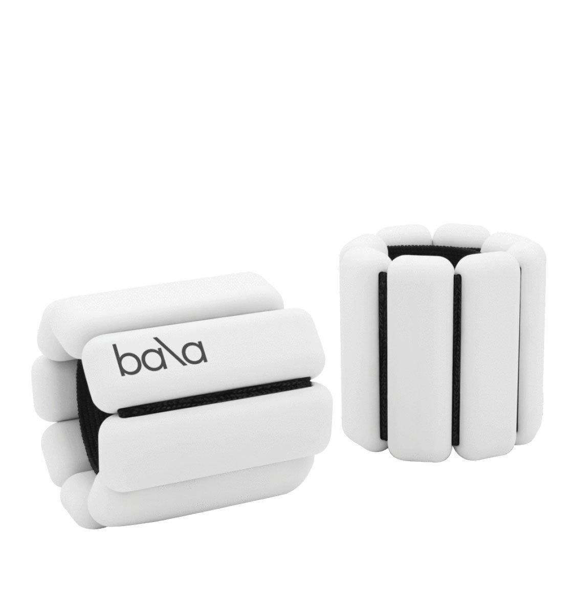 Bala Bangles Βάρη Άκρων Λευκό 2 x 453g
