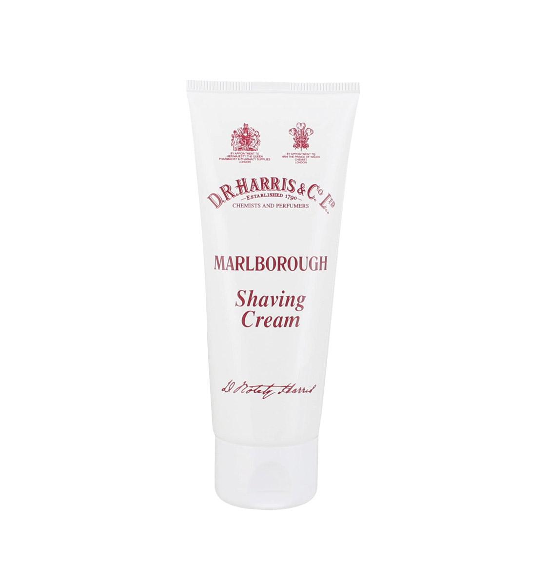 D R Harris Marlborough Shaving Cream 75ml