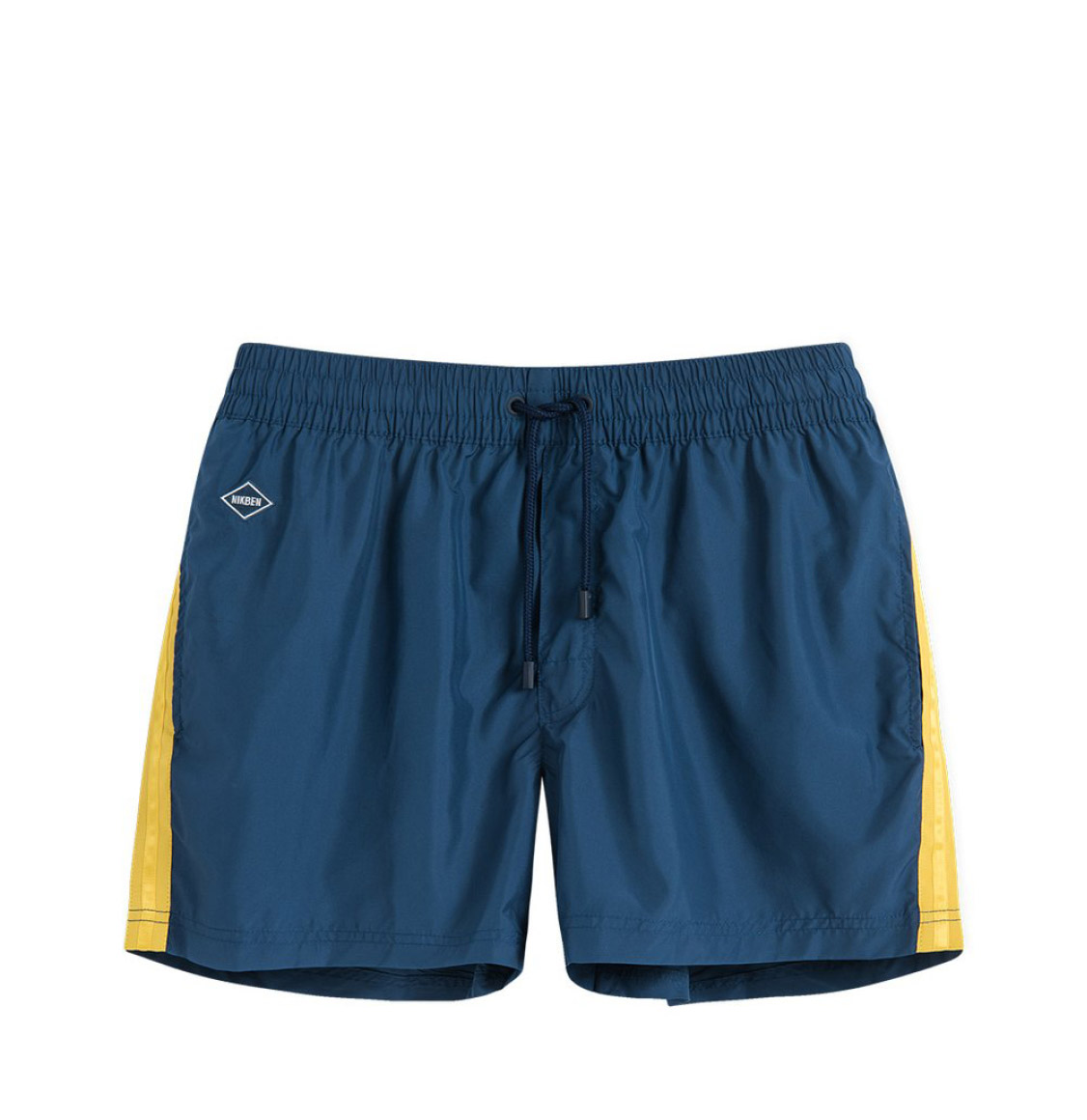 Nikben Studio Navy Swim Shorts
