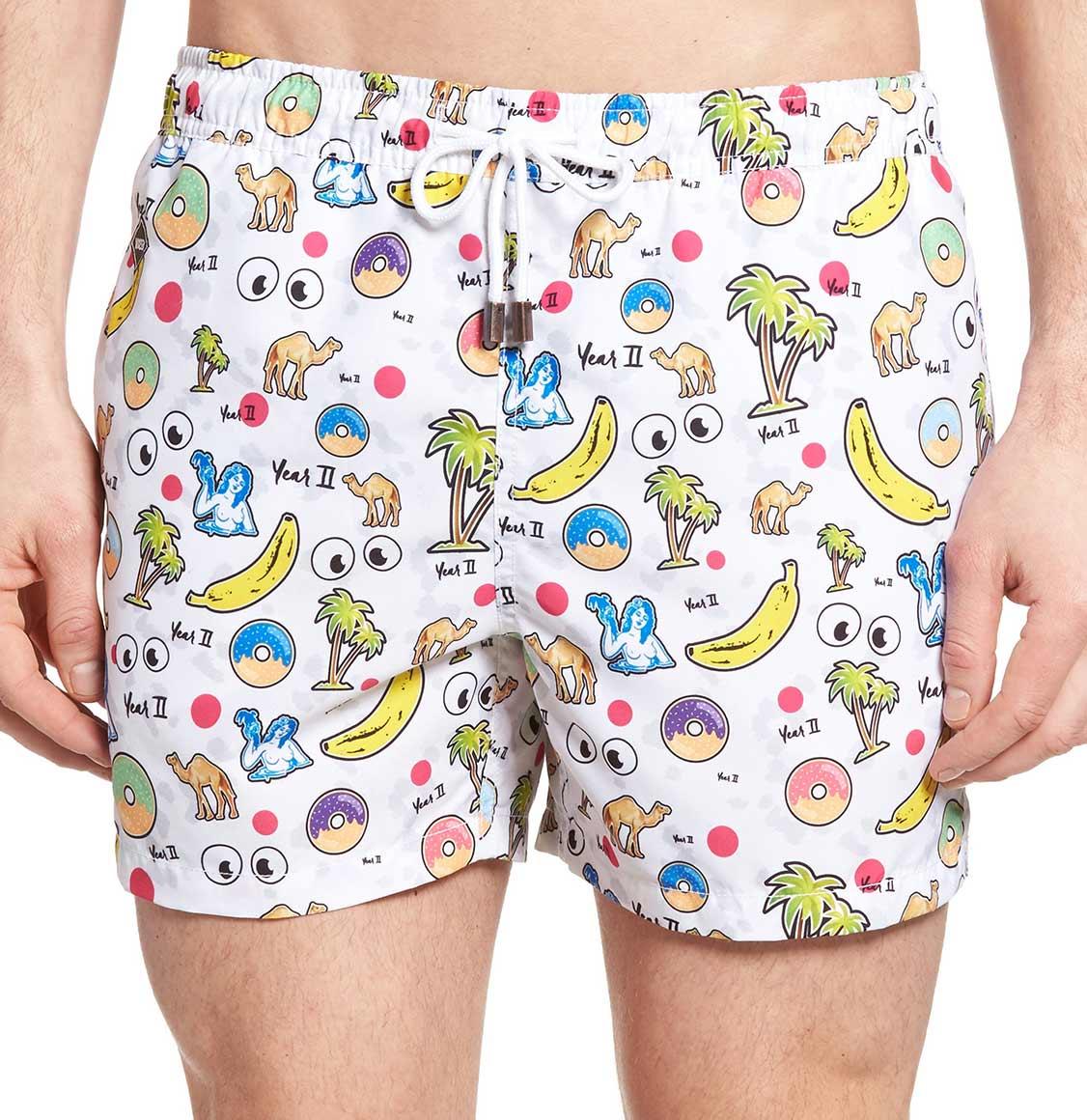 Nikben Year Two Limited Edition Swim Shorts