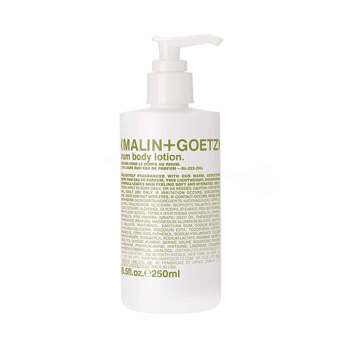 Malin And Goetz Rum Body Lotion 250ml