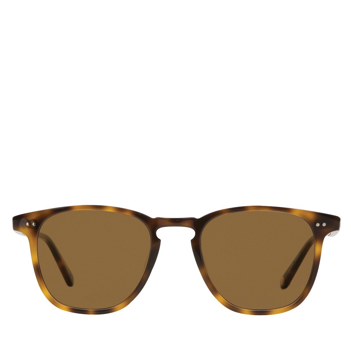 Garrett Leight Square Tortoise Γυαλιά Ηλίου