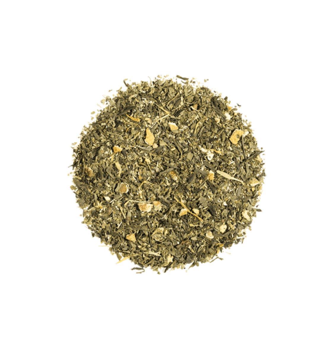 Kusmi Tea Lovely Morning Organic Green Tea 100g