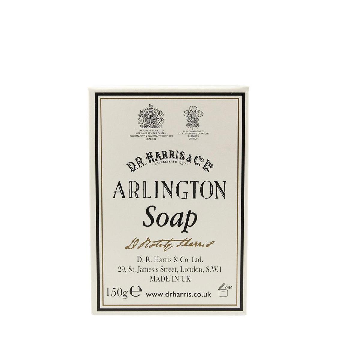 D R Harris Arlington Cleansing Bar 150g