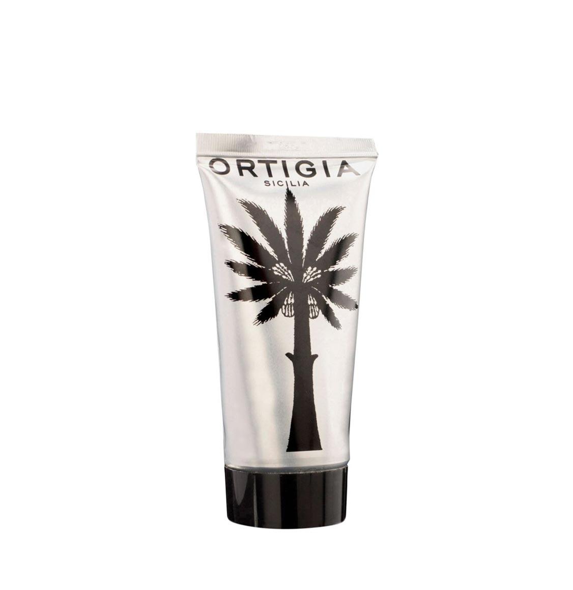 Ortigia Sicilia Ambra Nera Hand Cream 80ml