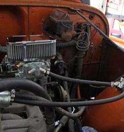 weber carburetor installation on jeep 258 the project guy slant 6 engine carburetor on 1990 jeep wrangler carburetor diagram [ 1200 x 800 Pixel ]