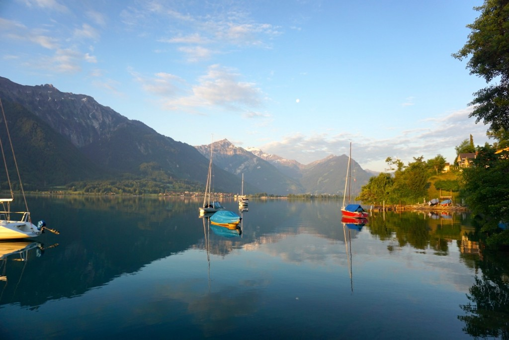 Lake Brienz, Switzerland - The Project Lifestyle