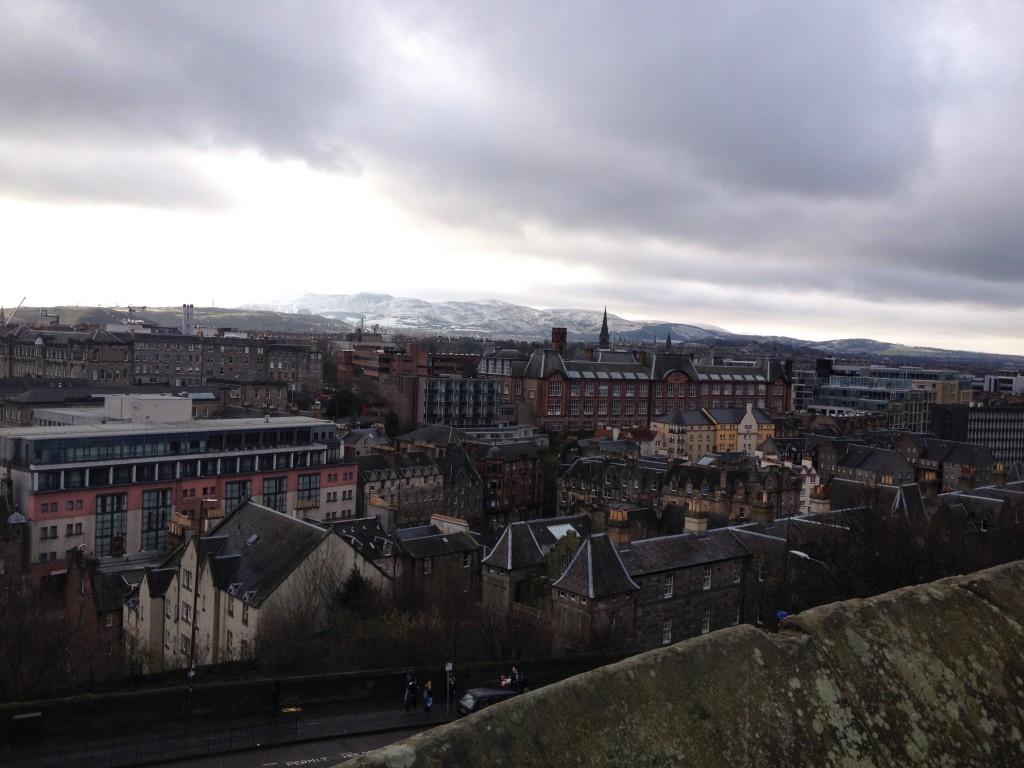Edinburgh - The Project Lifestyle