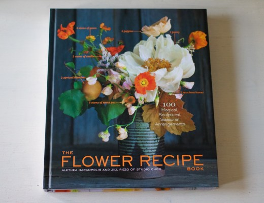 Coffee Table Reading // 'The Flower Recipe Book' on the blog - The Project Lifestyle