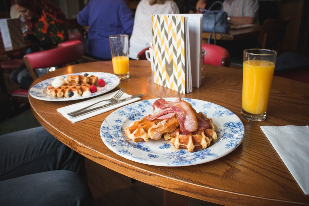 Brunch at The White Star, Southampton - The Project Lifestyle