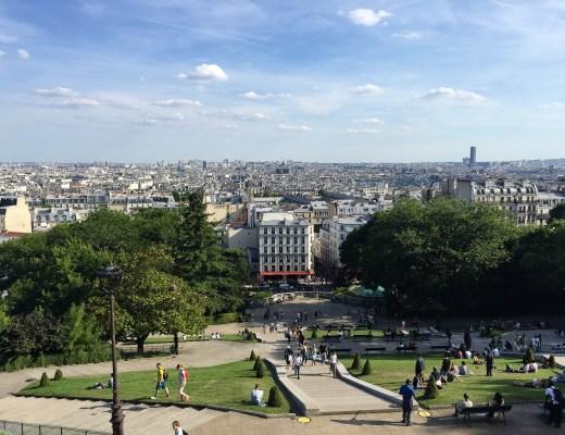 Walking tour of Paris - The Project Lifestyle
