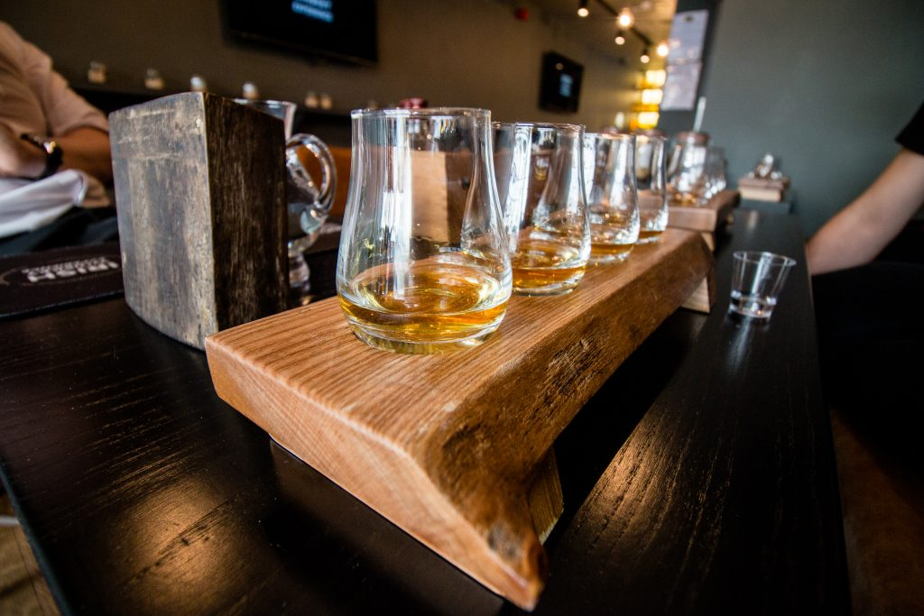 Irish Whiskey Experience - The Project Lifestyle