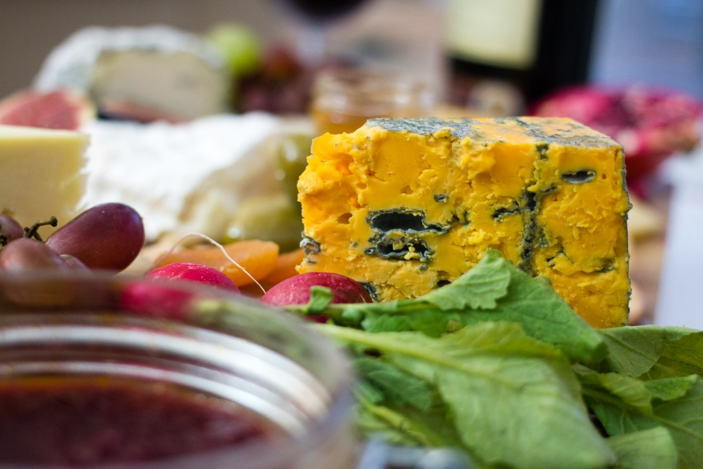 The Perfect Autumn Cheeseboard - The Project Lifestyle