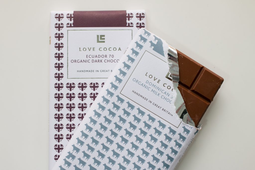 Love Cocoa Chocolate - The Project Lifestyle