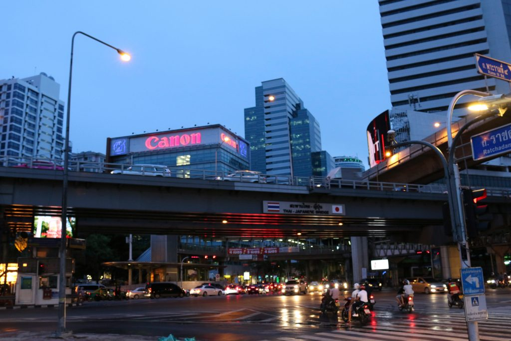 Silom, Bangkok - The Project Lifestyle