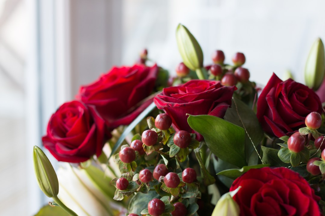 Valentines Day with Prestige Flowers - The Project Lifestyle