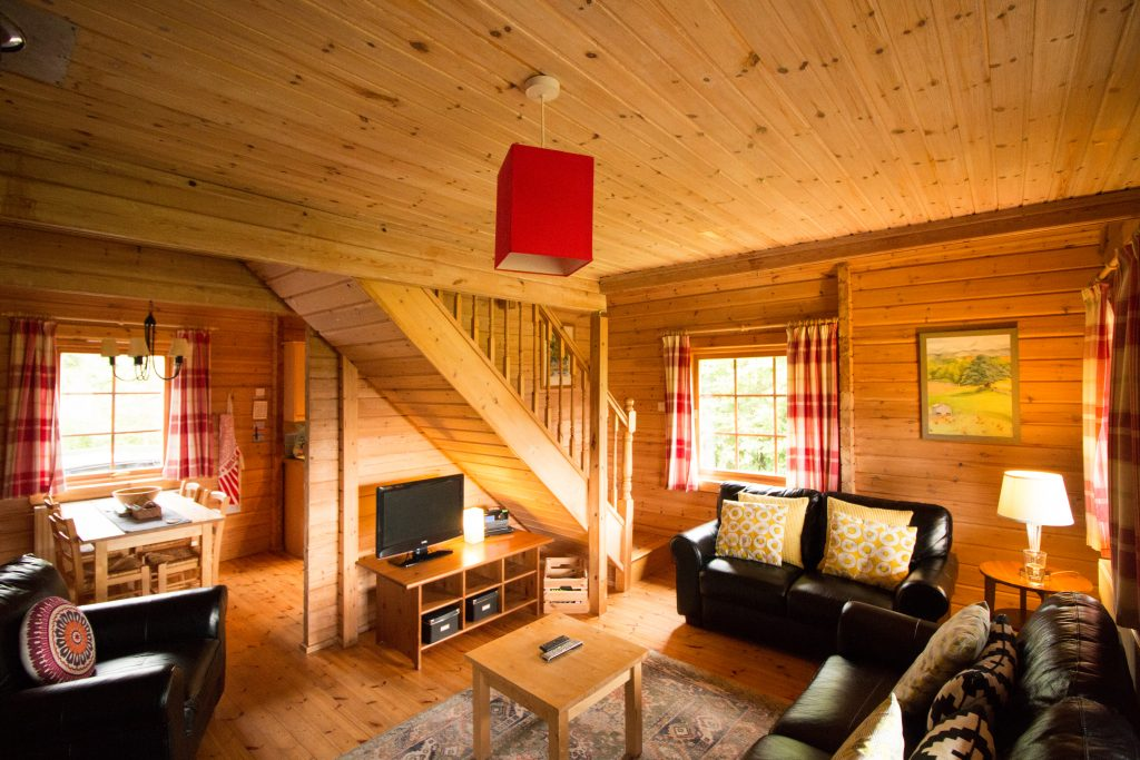Big Sky Lodges, Scotland - The Project Lifestyle