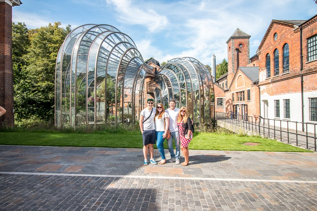 Bombay Sapphire, Laverstoke Mill - The Project Lifestyle