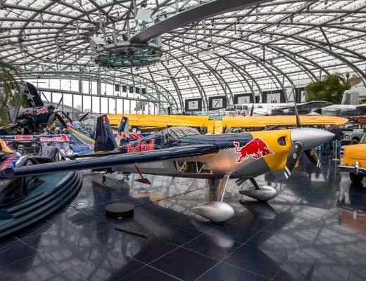 Hangar 7, Salzburg - The Project Lifestyle