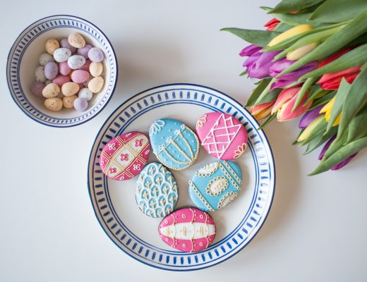 Easter Biscuiteers - The Project Lifestyle