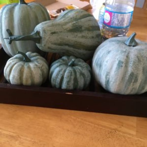 How To Transform Dollar Store Pumpkins!