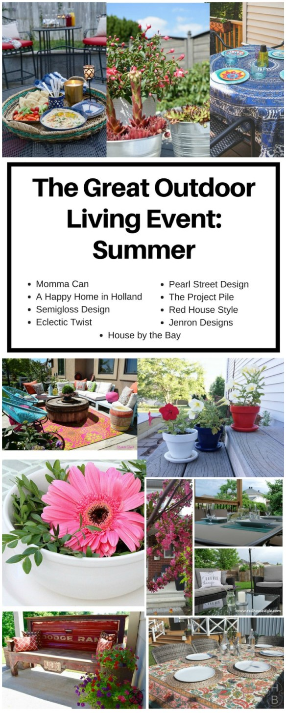 The Great Outdoor Living Event: Summer!