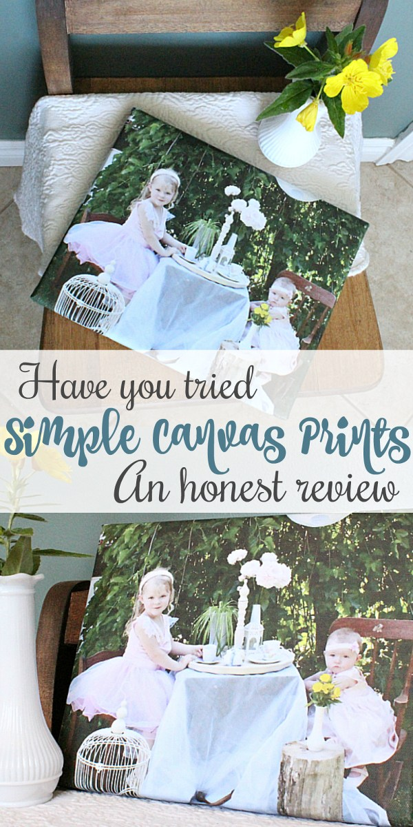 Simple Canvas Prints (An honest review!)