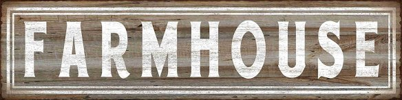 Gorgeous Farmhouse Decor for Less than $25!
