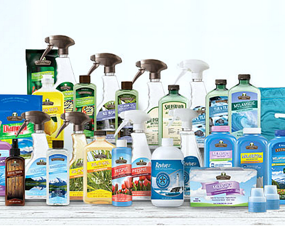 Natural Cleaning Products - Why I Made The Switch