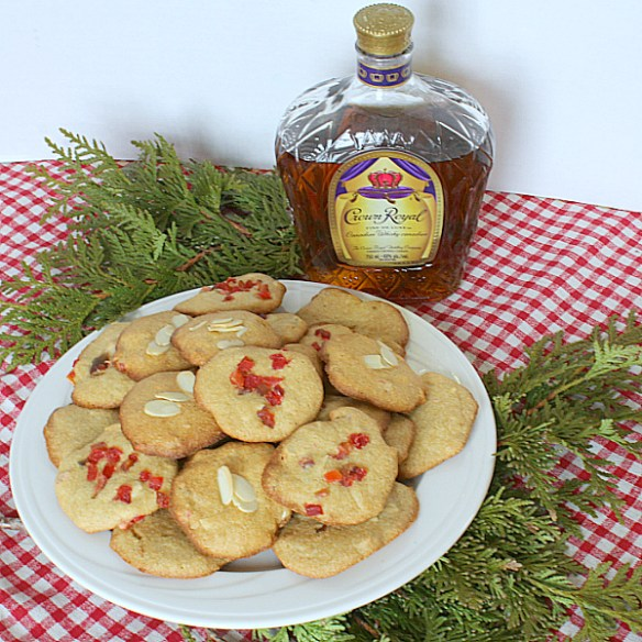 Crown Royal Christmas Cookies! #ChristmasCookies #ChristmasRecipes #CrownRoyal