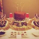 Silver & Gold: A 30th Birthday