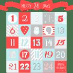 24 Merry Bloggers & A Winter Wonderland