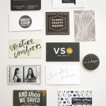 The Business of Alt's Business Cards – Best Letterpress, Black & White, and Color & Shape