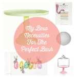 Giveaway: My Beso Necessities For The Perfect Bash