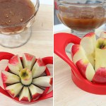 A DIY Caramel Apple Bar