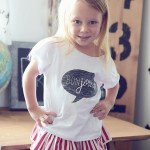 Make A Stylish Tee For Yourself Or A Toddler