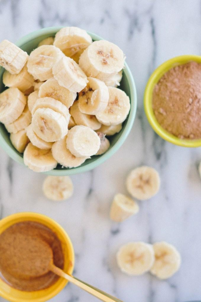 3 Ingredient Banana Ice Cream