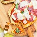 Taste It \\ Grilled Margherita Pizza