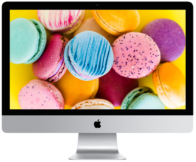 Macaron Wallpaper Download