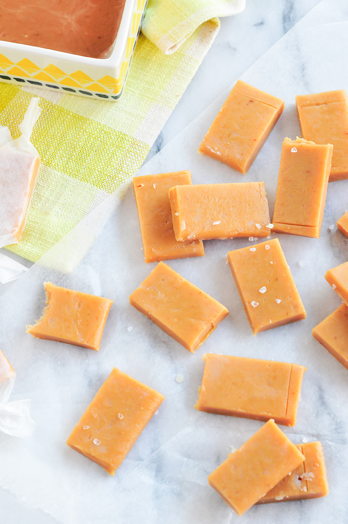 Quick Caramels For Your Neighbors & Friends
