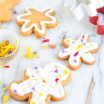 Taste It \\ Floral Gingerbread Cookies For The Holidays
